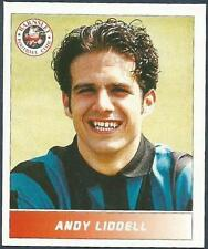 PANINI FOOTBALL LEAGUE 96 -#007-BARNSLEY-ANDY LIDDELL