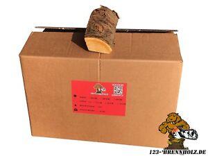 30 KG Brennholz Kaminholz  Feuerholz BUCHE 25-33 cm trocken Ofenfertig gespalten