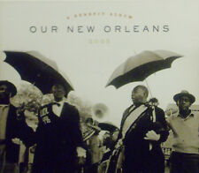 CD Our New Orleans - 2005, a Benefit Album