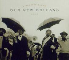 CD Notre la Nouvelle-Orléans - 2005, A Benefit Album