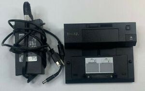 Dell K07A Docking Station and Charger for Dell Latitude