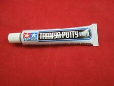 TAMIYA WHITE PUTTY 87095 for PLASTIC WOOD METAL MODELING MODEL KITS MODELS NEW