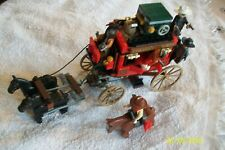LEGO THE LONE RANGER 79108. STAGECOACH ESCAPE. COMPLET