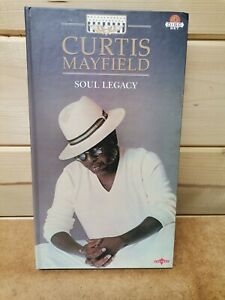 Curtis Mayfield - Soul Legacy 4CD Box set