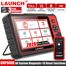 LAUNCH X431 CRP909E Automotive All System OBD2 Scanner Car Diagnostic Scan Tool
