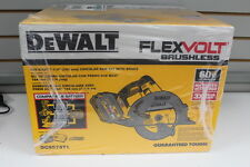 "DEWALT DCS575T1 60V Flexvolt Brushless 7-1/4"" Circular Saw Kit with Brake"