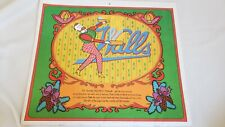 VINTAGE 1967 LOWELL HERRERO SHELL CHEMICAL CO FERTILIZER CALENDAR HOUSEHOLD HINT