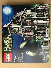 Lego 10228 - Monster Fighters  The Haunted House- 2012 - Factory Sealed - New