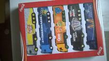 5 Coca Cola Weihnachtstruck  Werbetrucks Sammeltrucks LKW Auto OV  ( 8 )