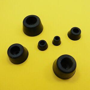 Foot Tips Absorber for Table Furniture Box Speaker Full Rubber Leg Pad