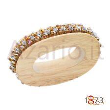 Supporto legno lucidatura lavorazioni bracciali catene orafo Wooden holder tools