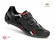 CRONO CR-2 road bicycle carbon composite sole black shoes US 8.5 EU 41 NEW