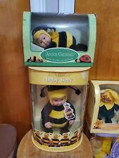 Collection of 21 Anne Geddes dolls