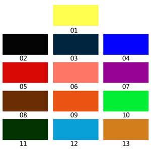 20g DIY Tie Dye Kit Non-toxic Fabric Paint Nylon Cashmere Clothing Pigment Set