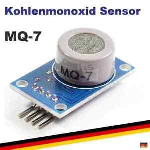 MQ-7 Kohlenmonoxid Sensor CO Gas-Sensor-Modul - Raspberry Pi Arduino
