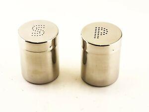 Salt & Pepper Shaker Set 350mL Stainless Seasoning Shaker Sugar Spice Pepper