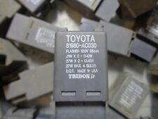 Toyota Corolla Chevy Prizm Turn Signal Hazard Flasher Relay Switch  81980  AC030