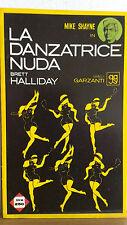 La danzatrice nuda - Brett Halliday - Garzanti  3001