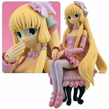 UNIQUE SEXY ANIME FIGURE CHOBITS CHI IN PINK PARTY DRESS, SHIPS FROM USA