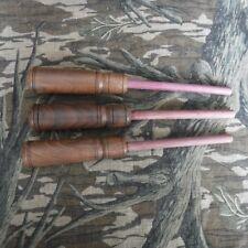Turkeycall Slate Striker *Black Walnut Purple Heart shaft* Tylersburg Yelpers