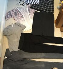New listing Ladies size 8/small clothes bundle Jeans Crop Trousers Tops Skirts Swim top