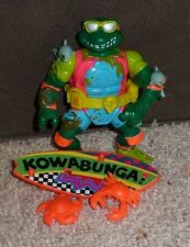 1990 TMNT Sewer Surfer Mike loose complete