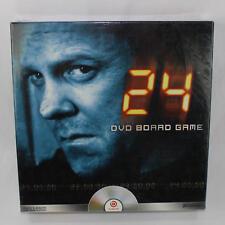 24 Dvd Board Game 2006 Pressman Toys