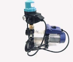 KSB Multi Eco 36 P Gartenpumpe Pumpensteuerung Kreiselpumpe Trockenlaufschutz