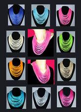 Handmade Bib Fashion Necklaces & Pendants