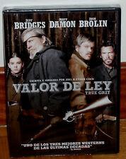 VALOR DE LEY-TRUE GRIFT-DVD-NUEVO-PRECINTADO-EDICIÓN 20011-WESTERN-AVENTURAS