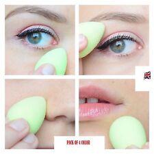 4 X Base mezcla de belleza Maquillaje Esponja Mezcladora Impecable Buffer Puff Bebé
