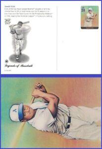 USA3 #UX350 U/A PCS ARTCRAFT FDC   Legends of Baseball Jimmie Foxx