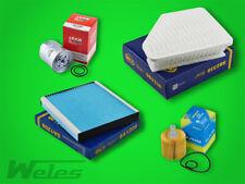 INSPEKTIONSPAKET TOYOTA AURIS E15 E18 1,4 D-4D Luft- Pollen- Diesel- Ölfilter