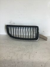 BMW 3 Series Saloon 2004-2011 Drivers Side Front Bumper Grill