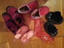 Lot de 5 paires de chaussures enfant de taille 24/25