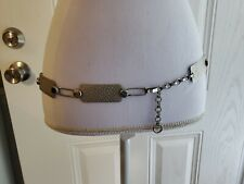 Vintage metal belts for women size small