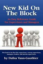 New Kid on the Block: An Easy Reference Guide f, Vann-Gauthier-,