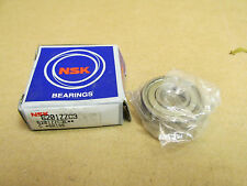 NIB NSK 6201ZZ C3 BEARING DOUBLE METAL SHIELD 6201ZZC3 6201 ZZ 12x32x10 mm NEW