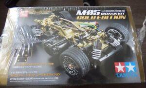 Tamiya RARE Gold Edition M05 Chassis Kit NEW 84359
