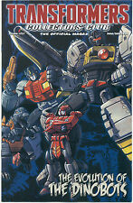 TRANSFORMERS COLLECTORS CLUB MAGAZINE #57 June/July 2014