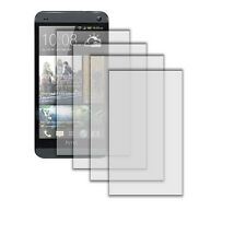 4x Four 4 Clear LCD Screen Protector Cover Guard Film for HTC ONE M7
