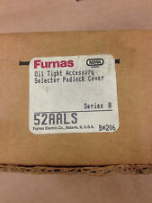 Siemens Furnas 52AALS Oil Tight Accessory Selector Padlock Cover