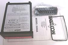 Westcon 2553A 2553A-BR-37-XXXX-TX Intellegent Digital Panel Meter 4½ Digits