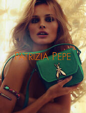 catalog PATRIZIA PEPE SPRING SUMMER 2012 ACCESSORIES & SHOES