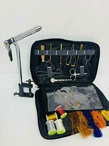 AA Vice AND Tools Kit, Fly Tying Materials