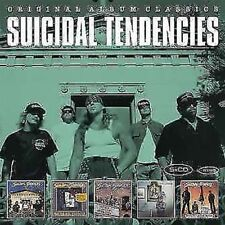 SUICIDAL TENDENCIES - Original Album Classics NOUVEAU CD