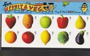 2003 FRUIT AND VEG PRESENTATION PACK. No. 345