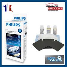 Kit rénovateur de Phare Polissage Pour Optique de Phare