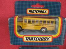 Matchbox Superfast MB47 school bus