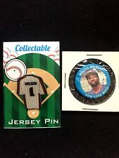 New York Mets Mookie Wilson lapel pins-Classic METS Collectable-'86 FAN FAVORITE